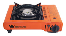 AUSCROWN Portable Butane Stove perfect for Korean BBQ Indoor/Outdoor camping