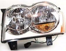 2005 2006 2007 JEEP GRAND CHEROKEE HEADLIGHT HEADLAMP LIGHT LEFT DRIVER SIDE
