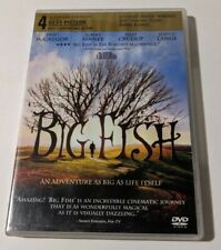 "Big Fish (Dvd, 2004, Widescreen) ""A Modern Day Wizard of Oz!"""