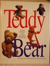 Book - Teddy Bear by Gustav Severin