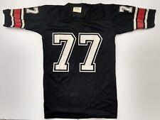CFL Ottawa Rough Rider Tony Gabriel 1976 Jersey #77 - Vintage - Rare -Original-