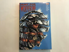 Hunt for Wolverine Hc (2018 Marvel) X-Men Avengers Oversized Complete