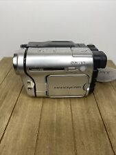 Sony CCD-TRV138 Video Hi8 Camcorder FOR PARTS OR REPAIR Tape Does Not Open