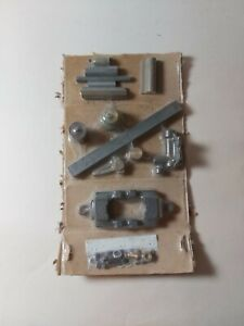 Stuart Double 10 Parts: Boiler Feed Pump Castings Materials Gears