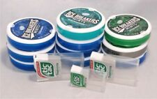 15 Empty Mint Containers Boxes Storage, Crafting, Fishing, Camping