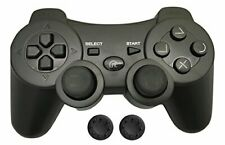 Wireless Vibration Rechargable Controllers w/ 2 Analog Joysticks for PS3