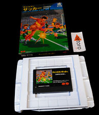 CHAMPION SOCCER MSX Msx 2 Ponyca ROM PACK Japanese Version R48 5077 RARE