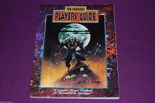 WEREWOLF THE APOCALYPSE / LOUP GAROU JDR Jeu de Role - Players Guide