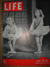 August Life News & Current Affairs Magazines
