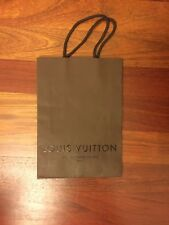 Authentic Louis Vuitton Small Gift Bag - Nice Presentation - Lqqk!