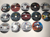 Lot Of 14 Complete Playstation 2 Games Collection Ps2 SOCOM 007 MLB NBA SSX