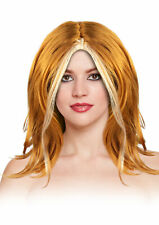NEW SPICE GIRLS WIG 90'S FANCY DRESS ACCESSORY POP STAR BABY GINGER SCARY SPICE