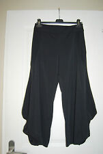 MADO & LES AUTRES pantalon noir taille 38