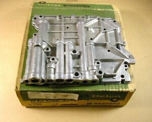 1961 1964 Olds & Pontiac Fullsize With HT Channel Body Valve NOS, 8620925