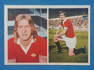 FKS Soccer Stars 1976/77 Gerry Daly Manchester United No. 219