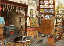 La maison des puzzles 500 Big Piece Jigsaw Puzzle Fisherman's Cottage Big PIECES
