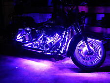 Wireless 18 Color Changing Led Royal Star Motorcycle 12pc Led Strip Lighting Kit
