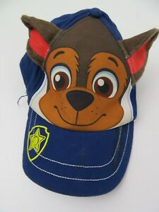 Paw Patrol Fitted Kids Baseball Ball Cap Hat