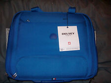 delsey chatillon trolley tote blue (40229445102) NEW!!!