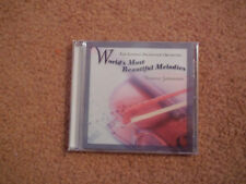 NEW – World's Most Beautiful Melodies by London Promenade Orchestra (CD 2002)
