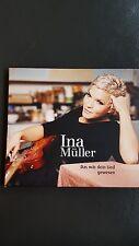 Das wär dein Lied gewesen, Ina Müller
