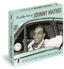 Johnny Mathis - Golden Voice of Johnny Mathis [New CD] UK - Import