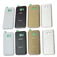 OEM Back Battery Glass Cover Replacement For Samsung Galaxy S7 G930 S7 Edge G935