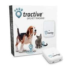 Tractive GPS Pet Tracker Follow Track & Find a lost Cat or Dog BRAND NEW !