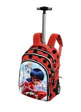 Miraculous Ladybug cartable à roulettes Marinette trolley L sac dos 45 cm 309303
