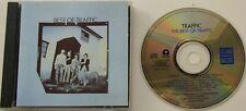 TRAFFIC...BEST OF TRAFFIC..11 TRACK AUSTRALIAN PRESSING MUSIC CD