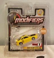 Modifiers Series 1 Acura Integra Type R 1:64 Diecast Car