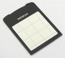 Nokia 8800 Sirocco Schwarz Aussenglas LCD Display Front Vorne Glas inkl Kleber
