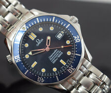 OMEGA SEAMASTER 2531.80 FULL SIZED AUTO GENERIC BOX/WARRANTY EXCELLENT