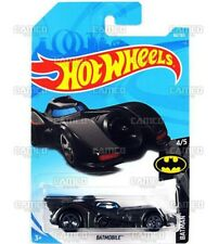 Hot Wheels Cars-Batmobile-2018 new jet black