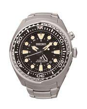 Seiko Armbanduhren im Taucher-Stil mit Leuchtzeiger