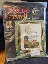 Erica Wilson Creative Crewel