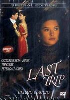 Last Trip Ultimo viaggio 1996 DVD Nuovo Special Edit. Director's Cut Zeta Jones