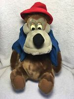 "Brer Bear Plush Disney 16"" Song Of The South Splash Mountain Stuffed Animal Toy"