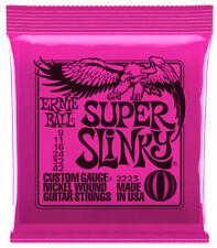 ERNIE BALL 2223 Super Slinky 009-042