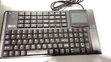 Ncr 5932-6670-9090 Usb Compact Alphanumeric Keyboard w/ Glidepad #N14