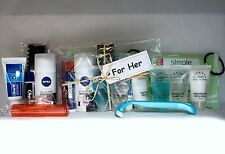 Budget Mums Maternity Hospital Bag Pre-Packed Labour Toiletries Baby Shower Gift