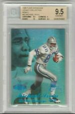 Michael Irvin 1998 Flair Showcase Legacy Collection #/100 BGS 9.5 *POP1* COWBOYS