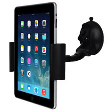 """Luxa2 Universal Tablet Holder, Attaches To Window/Car Dash/Desk, Supports 6-10"""""""