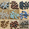 4MM 6MM 8MM10MM Natural Gemstone Round Spacer Beads Making Wholesale DIY Jewelry
