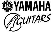 Yamaha Acoustic Guitar with case.