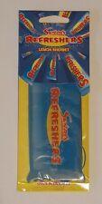 Retro Sweets REFRESHERS Car Air Freshener LEMON SHERBERT Home Office Caravan