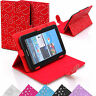 Universal Leather Stand Diamante Diamond Case Cover Pouch For 9 10 Inch Tablets
