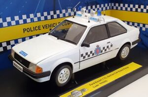 Model Icons 1/18 Scale 999005 - Ford Escort 1.1L - Section Car Essex Police