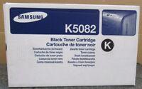 NEW Sealed Samsung CLT-K5082L Black High Capacity Laser Toner Cartridge 2500 pgs