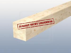 Leimbinder / Leimholz / Brettschichtholz Dimension 08/16 nach DIN 1052